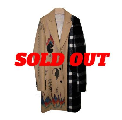 front overcoat