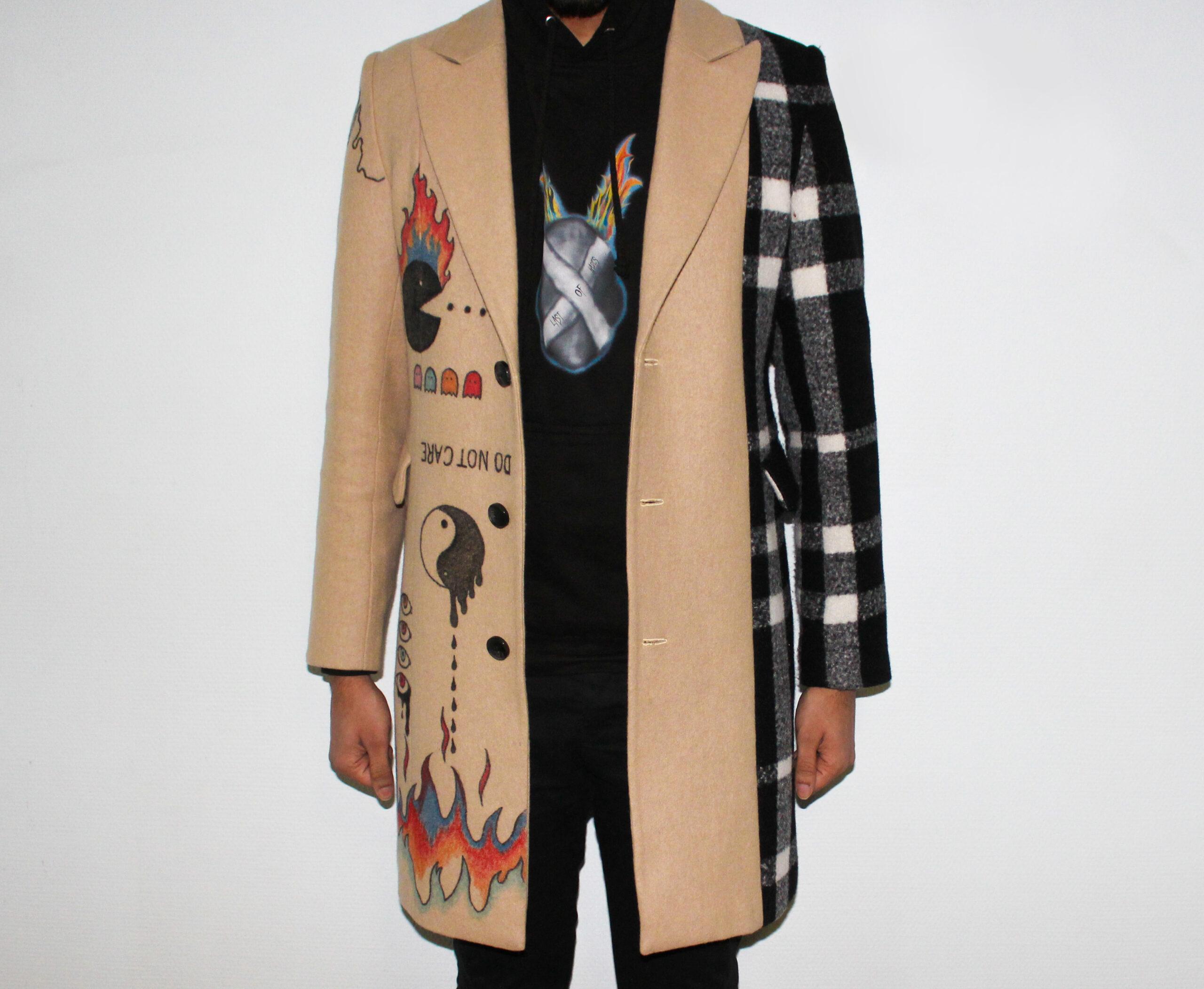 Last of Hades front overcoat
