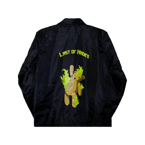 back coach jacket