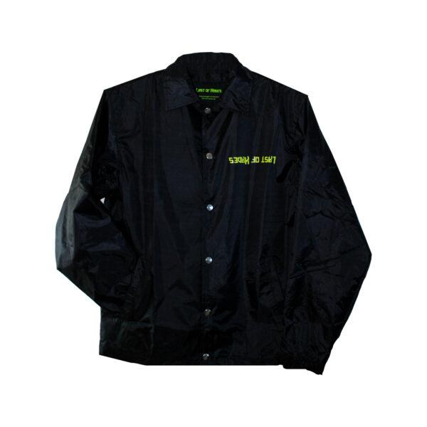 front coach jacket