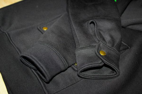 hoodie sleeve