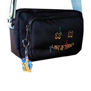side black bag