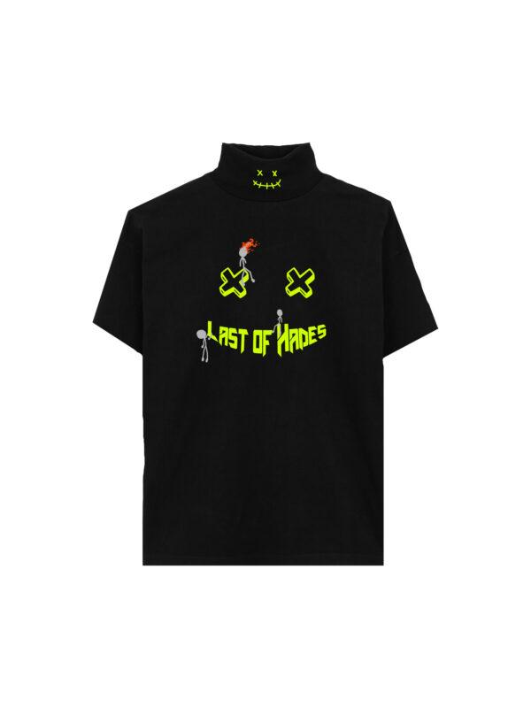 turtleneck t-shirt front