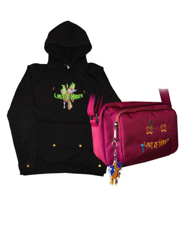 hoodie bag package